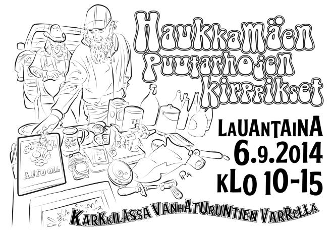 Haukkamäen_kirppis_2014