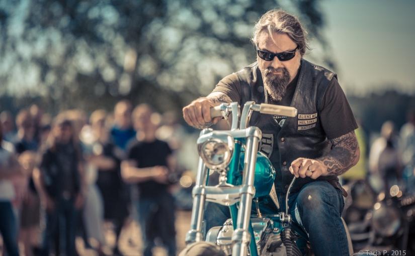 MMAF & Aliens MC Helsinki Bike Show2015