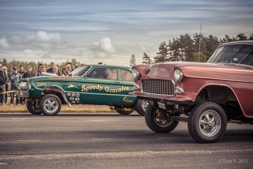Do-Dads Reunion Vintage Drags 2015, Räyskälä